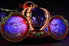 Волшебный парад Starlight на студиях Universal Японии Стоковая Фотография