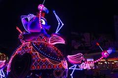 Волшебный парад Starlight на студиях Universal Японии Стоковое Фото