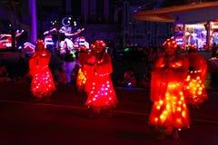 Волшебный парад Starlight на студиях Universal Японии Стоковые Изображения