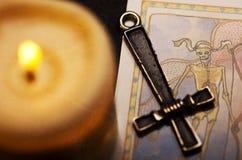 Волшебный ритуал Стоковое Изображение