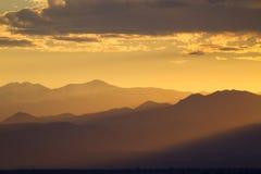 Волшебство горы Колорадо стоковое фото