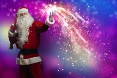 Волшебство рождества стоковое изображение rf