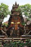 Pura Taman Saraswati Tample в Ubud, Бали, Индонезия стоковая фотография rf