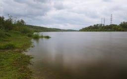 Воды Oka Стоковые Фотографии RF