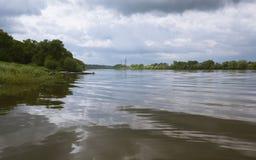 Воды Oka Стоковые Изображения RF