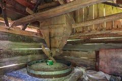 Водяная мельница Стоковые Фото