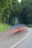 вперед движение Стоковое фото RF