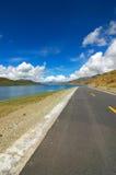 вперед дорога Стоковая Фотография RF