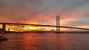 вперед восход солнца Стоковые Фотографии RF
