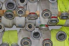 Впечатления от пожарного депо стоковое изображение rf