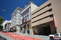 Впечатления от Сан-Франциско, Калифорнии США Стоковое фото RF