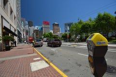 Впечатления от Сан-Франциско, Калифорнии США Стоковые Фото