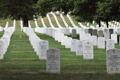 Впечатление мемориала Арлингтона Стоковое фото RF