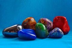 Впечатляющие минералы утесов Стоковая Фотография RF
