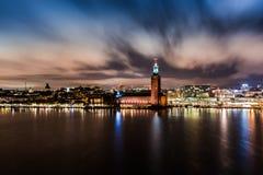 Впечатляющий Стокгольм Стоковые Изображения RF
