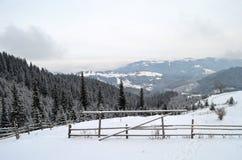 вполне счастлива те I если горы изображения благодарят использовано, то где зима а вы Стоковая Фотография RF