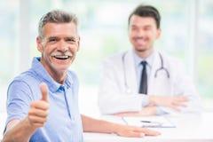 врачуйте пациента стоковые фотографии rf