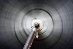 Вращая колесо Стоковые Фотографии RF