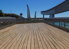 Вращая мост Стоковое Изображение RF