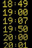 Времена отправления Стоковые Изображения RF