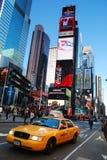 времена york города новые квадратные Стоковая Фотография RF