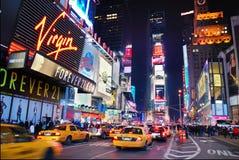 времена york города новые квадратные Стоковое Фото