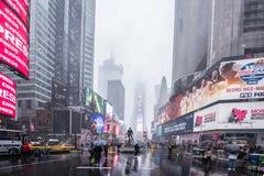 времена york города новые квадратные Стоковое фото RF