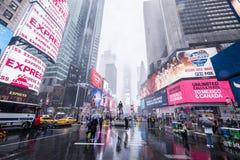 времена york города новые квадратные Стоковые Фотографии RF