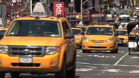 времена york города новые квадратные акции видеоматериалы