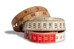 3 времени измеряя лент стоковые изображения rf