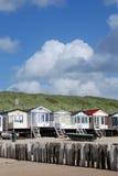 временя пляжа Стоковое Изображение RF