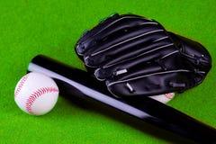 время бейсбола Стоковая Фотография