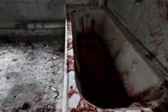 время ванны Стоковые Фотографии RF