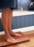 время ванны Стоковое фото RF