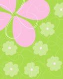время весны цветка предпосылки Стоковые Изображения RF