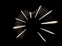 время взрыва Стоковые Фото