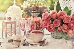 Время для кофе утра Стоковые Изображения RF