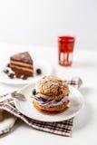 Время десерта Стоковая Фотография