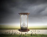 Время дела Стоковое Изображение