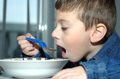 время завтрака Стоковое Фото