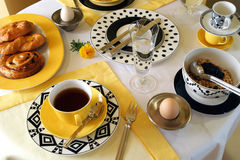время завтрака Стоковая Фотография RF