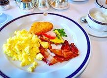 время завтрака Стоковое фото RF