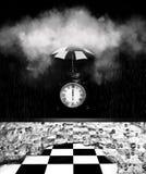 Время заповедника Стоковые Изображения RF