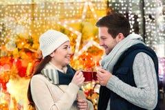 Время зимы и рождества стоковое фото