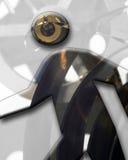время истребителя Стоковое фото RF