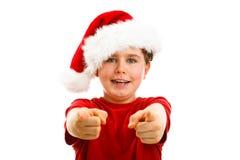 время конца рождества предпосылки красное вверх Стоковые Изображения RF