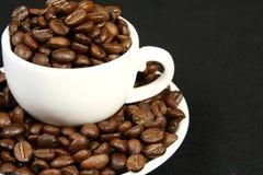 время кофе предпосылки Стоковые Изображения RF
