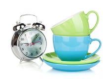 Время кофе утра Стоковые Фотографии RF