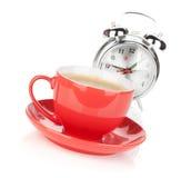 Время кофе утра Стоковая Фотография RF