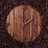 Время кофе Стоковая Фотография RF